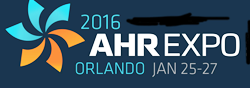 See us at AHR Expo